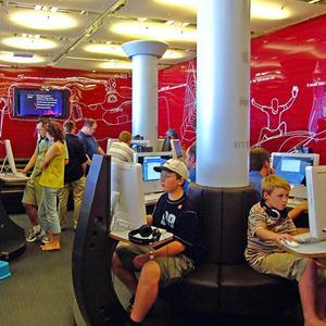 Интернет-кафе Бирска