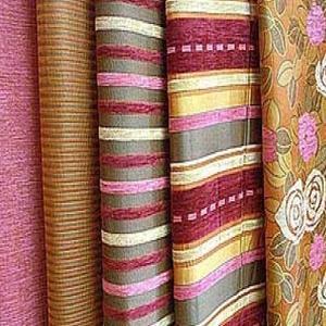 Магазины ткани Бирска